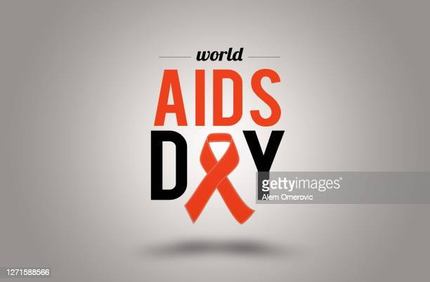 world aids day. 1st december - world aids day stock pictures, royalty-free photos & images