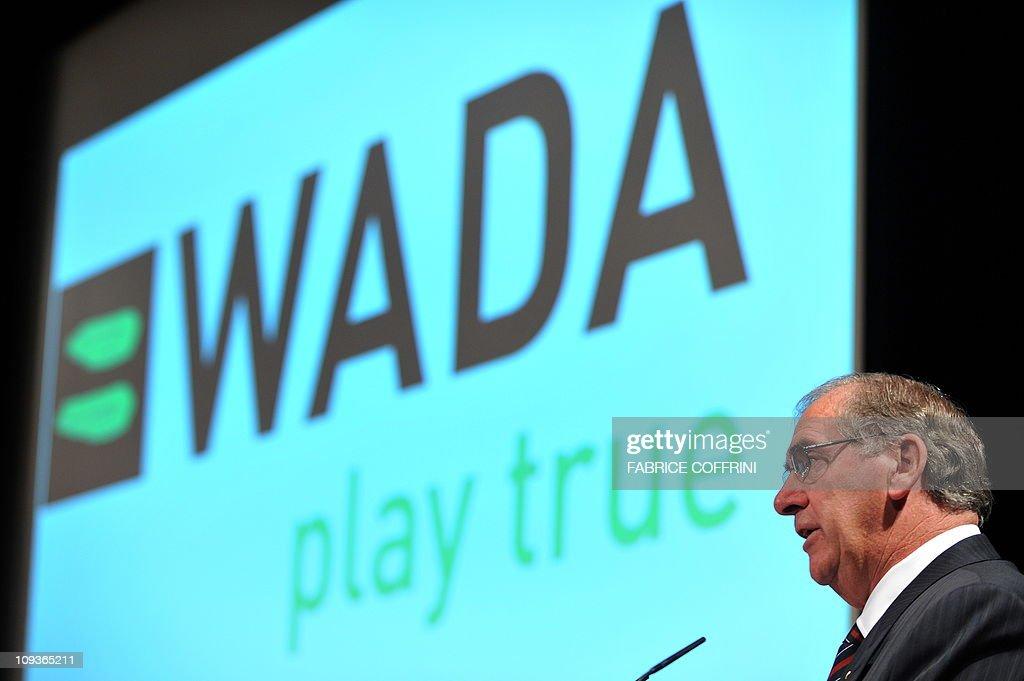 World Anti-Doping Agency (WADA) presiden : News Photo