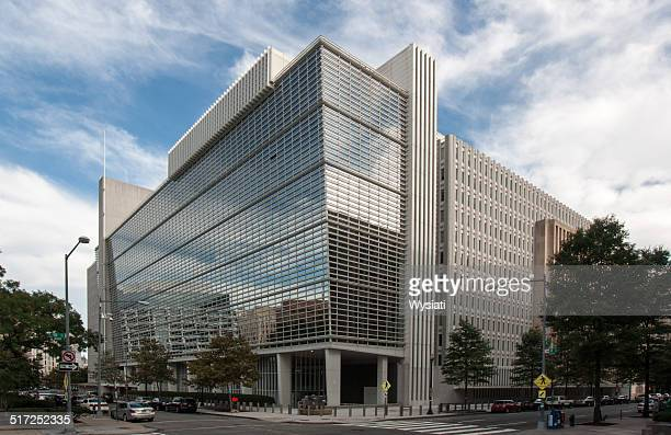world bank hq on h street in washington dc - headquarters stock pictures, royalty-free photos & images