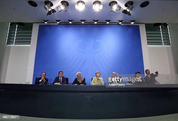 World Bank President Jim Yong Kim World Trade Organization Director General Roberto Azevedo Managing Director of the International Monetary Fund...