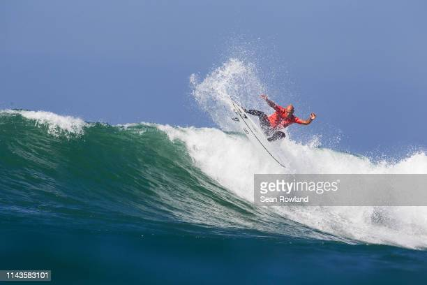 World Champion Kelly Slater of the USA competing in the 2016 Hurley Pro at Trestles, San Clemente, CA, USA.