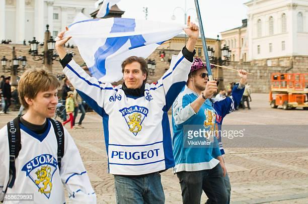 IIHF World Championship celebration