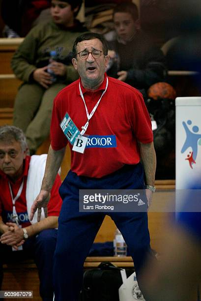World Championships Lino Cervar national team coach Croatia