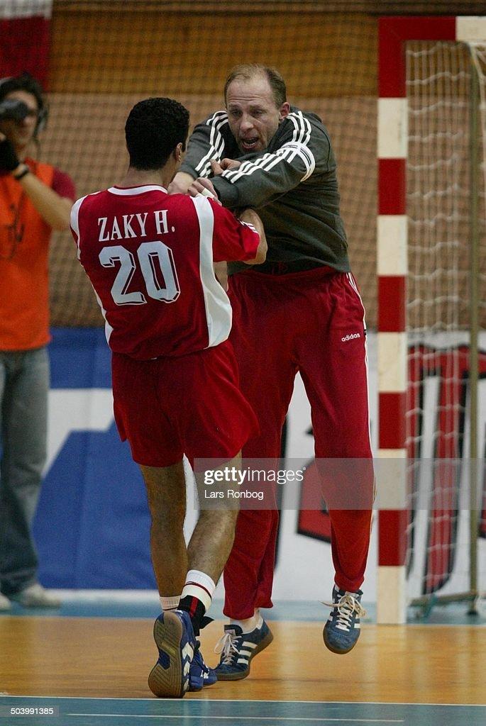 World Championships, Portugel - Egypt - Russia : News Photo