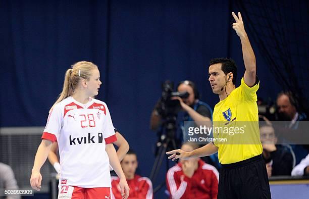World Championships Womens Handball Serbia vs. Denmark - © Jan Christensen, Frontzonesport