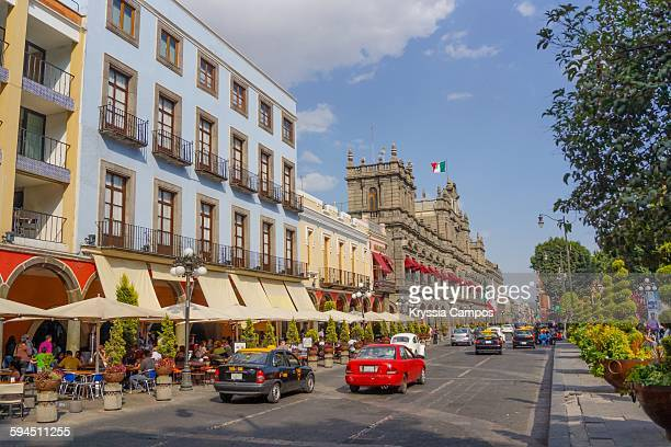 world city day - puebla state stock pictures, royalty-free photos & images