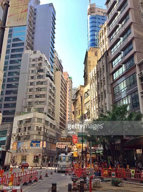 world city day - 上環 ストックフォトと画像