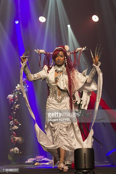 World Cosplay summit show on stage during the Japan Expo Festival in Villepinte on July 3 2011 in France