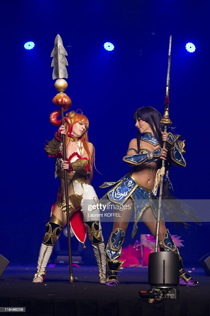2011 Japan Expo In Villepinte In France : News Photo