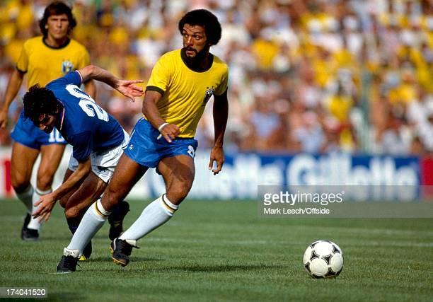 World Cup 1982 Spain Brazil v Italy Brazilian Junior