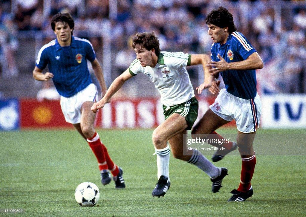 FIFA World Cup 1982 : ニュース写真