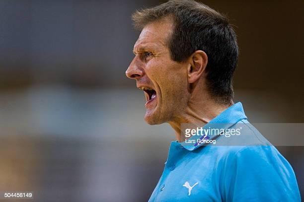 World Cup - Assistenttræner / Assistantcoach Kim Jensen, Danmark / Denmark. © Lars Rønbøg / Frontzonesport