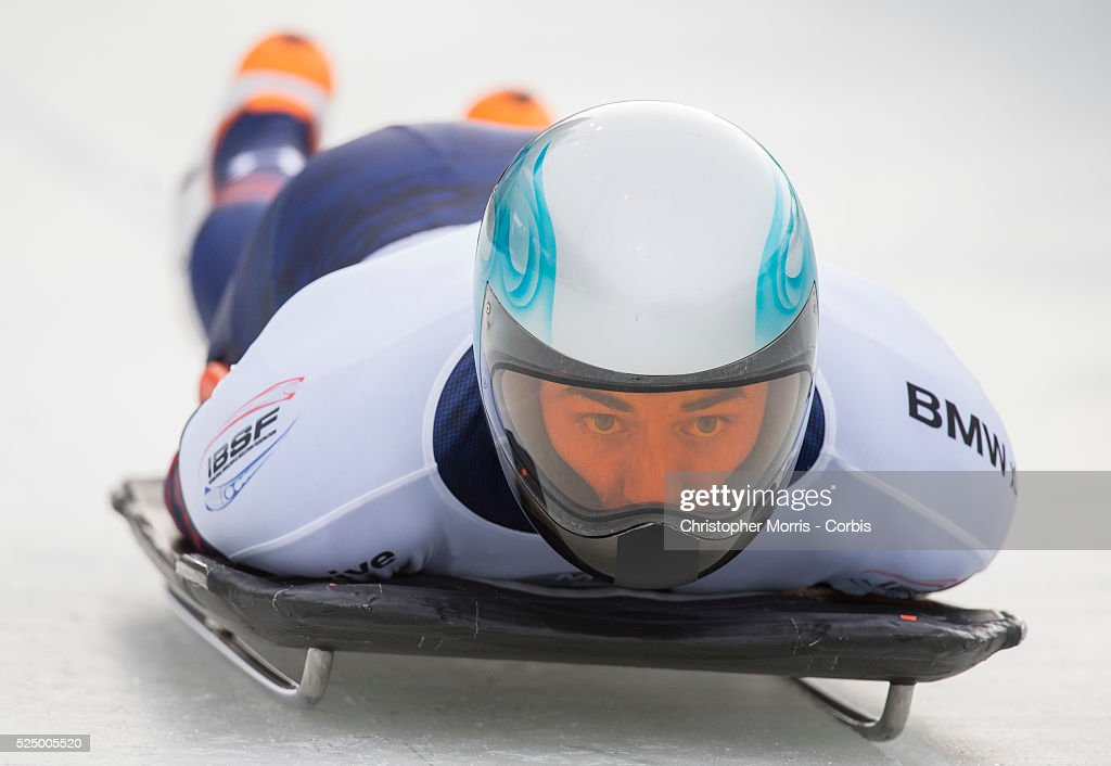World Cup Bobsleigh and Skeleton : News Photo