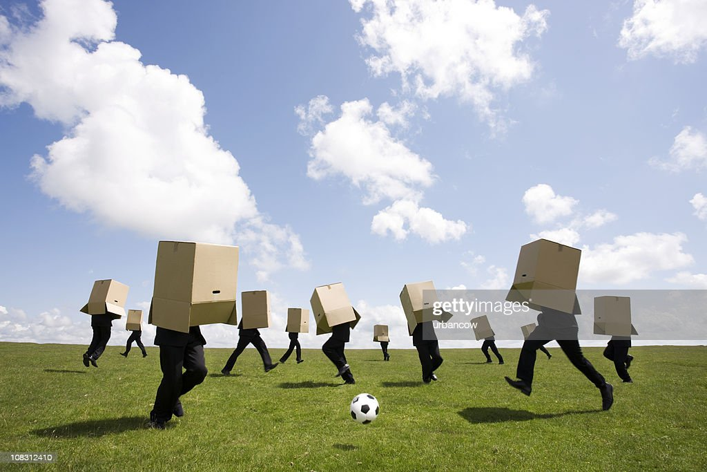 World cup fever : Stock Photo