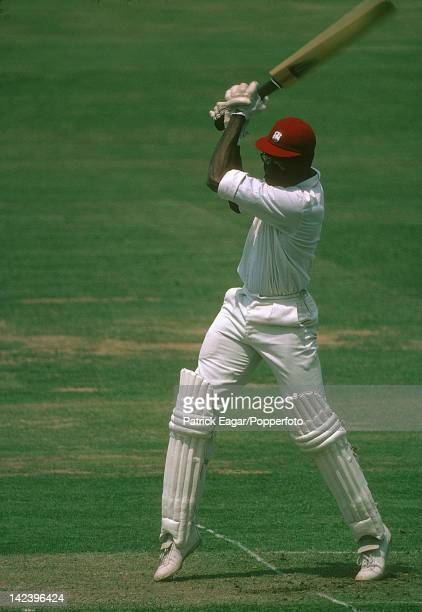 World Cup Final 1975 Clive Lloyd in action during his century E757095