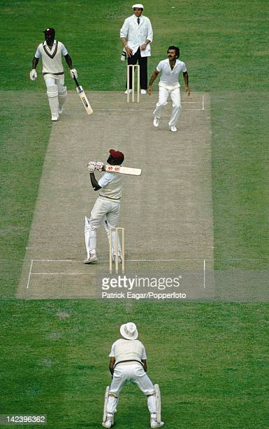 World Cup Final 1983 West Indies v India at Lord's Viv Richards ct Kapil Dev b Madan Lal E835532