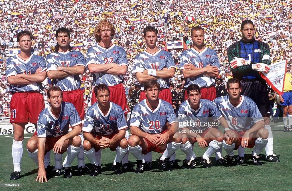 Image result for USA Colombia 1994