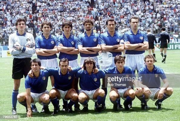 1986 World Cup Finals, Puebla, Mexico, 5th June 1986 ...