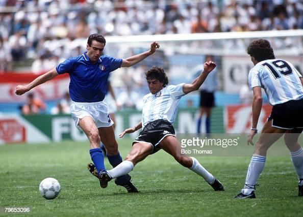 1986 World Cup Finals, Puebla, Mexico, 5th June, 1986 ...
