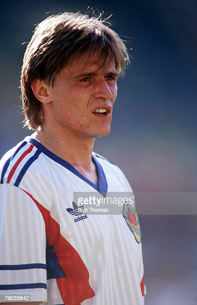 World Cup Finals Second Phase Verona Italy 26th June Yugoslavia 2 v Spain 1 Yugoslavia's Dragan Stojkovic