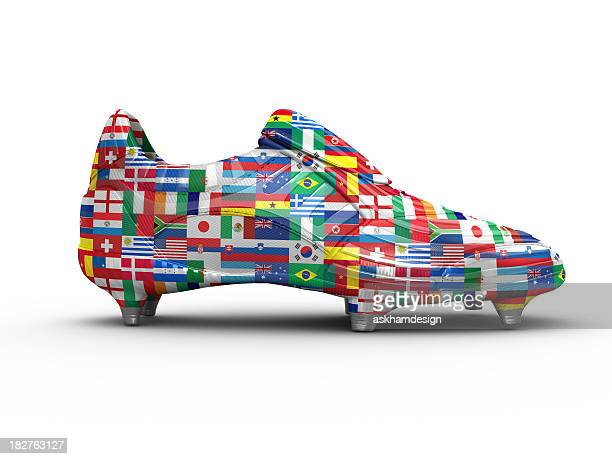 World Cup Football boot