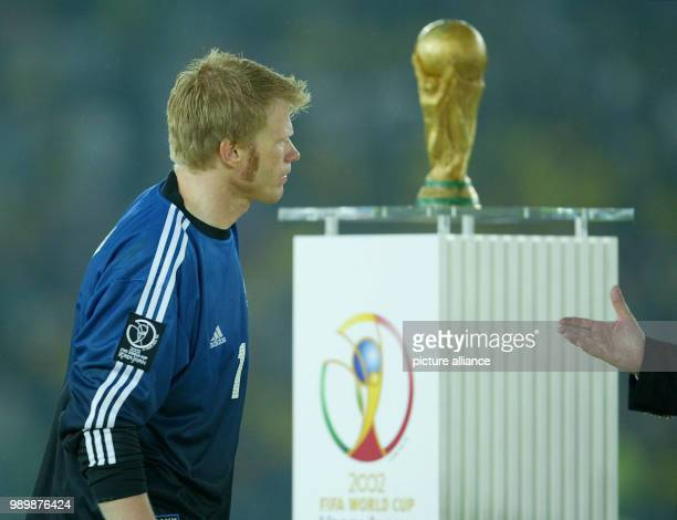 World Cup held in South Korea and Japan finale on June 30th 2002 Germany vs Brazil disappointment Germany Brazil won the World Cup Oliver Kahn and...