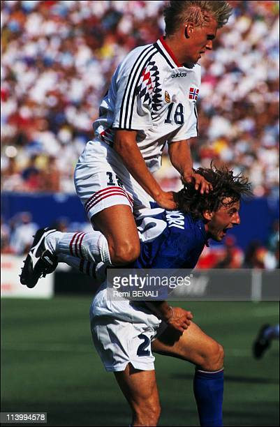 World Cup ItalyNorway In New York United States On June 23 1994