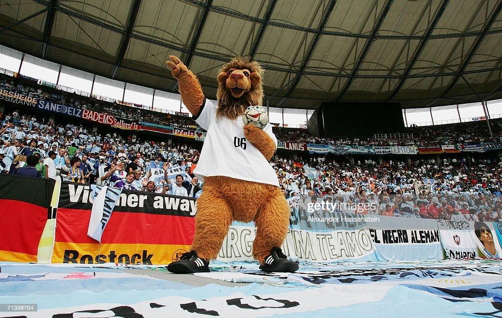 Quarter-final Germany v Argentina - World Cup 2006 : ニュース写真