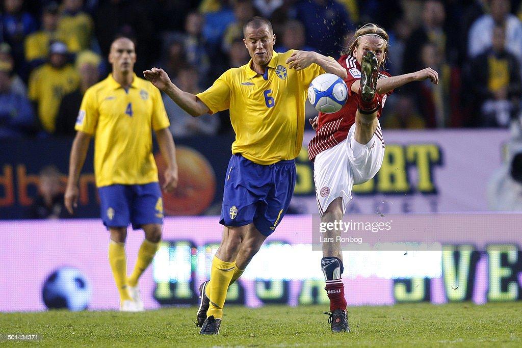 LR - INTERNATIONAL SPECIAL/ 20:00 World Cup Qual. Sweden - Denmark