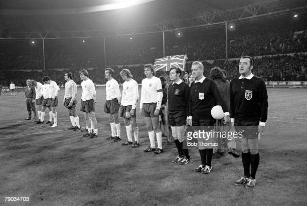 World Cup Qualifier Wembley Stadium 17th October England 1 v Poland 1 1973 World Cup Qualifier Wembley Stadium 17th October England 1 v Poland 1...