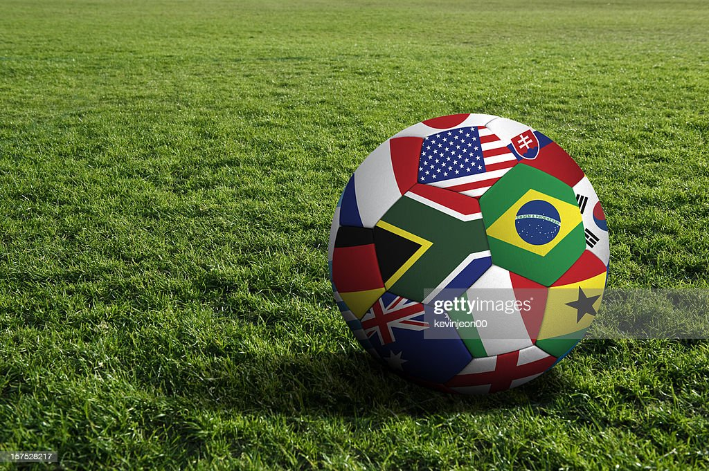 World cup soccer ball : Stock-Foto