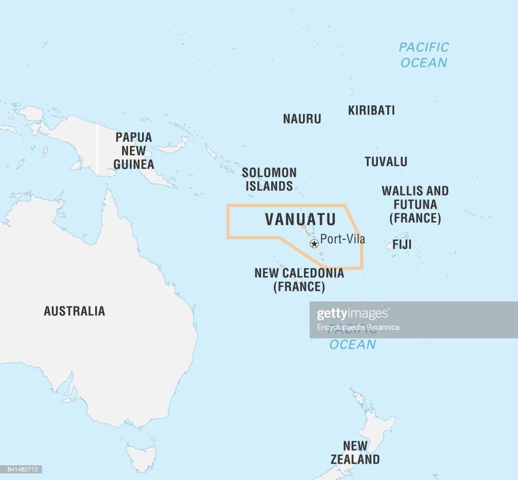World data locator map vanuatu pictures getty images world data locator map vanuatu gumiabroncs Images