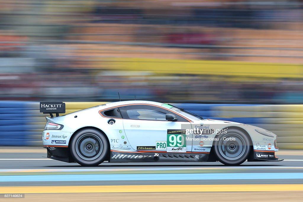 Le Mans 24 Hours Endurance Race 2013 : News Photo
