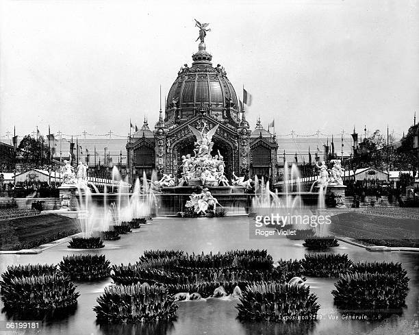 World Fair of 1889 in Paris Overview