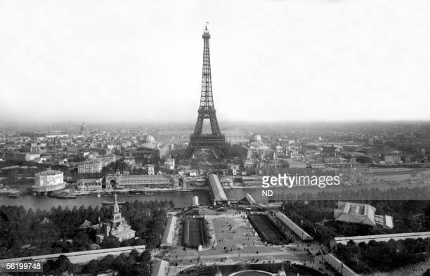 World Fair of 1889 Paris The Eiffel Tower