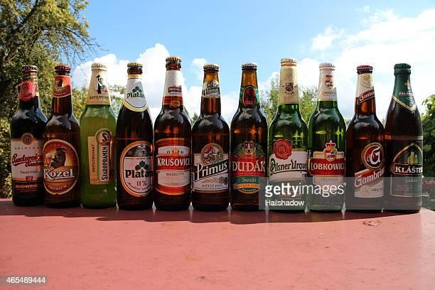 World Famous Czech Beer Brands