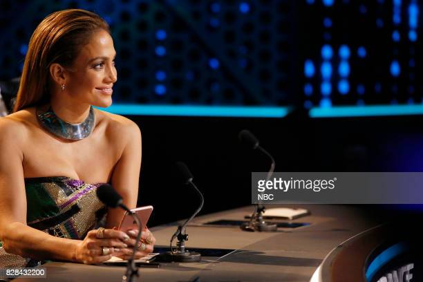 DANCE World Final Episode 110 Pictured Jennifer Lopez