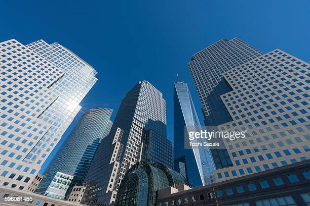 World Financial Center and 1 WTC
