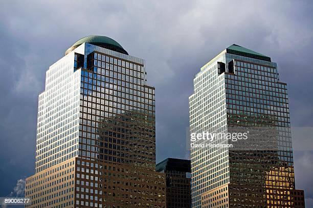 world financial center, new york city - world financial center new york city stock pictures, royalty-free photos & images