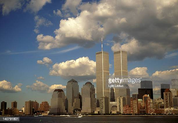 world financial center - world trade center manhattan stock pictures, royalty-free photos & images