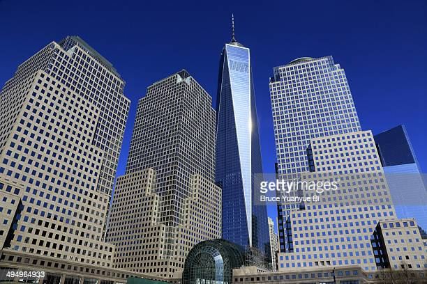 World Financial Center with Freedom Tower