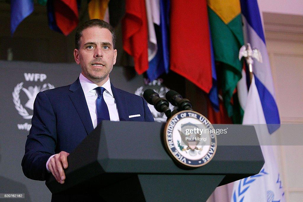 World Food Program USA's Annual McGovern-Dole Leadership Award Ceremony : News Photo