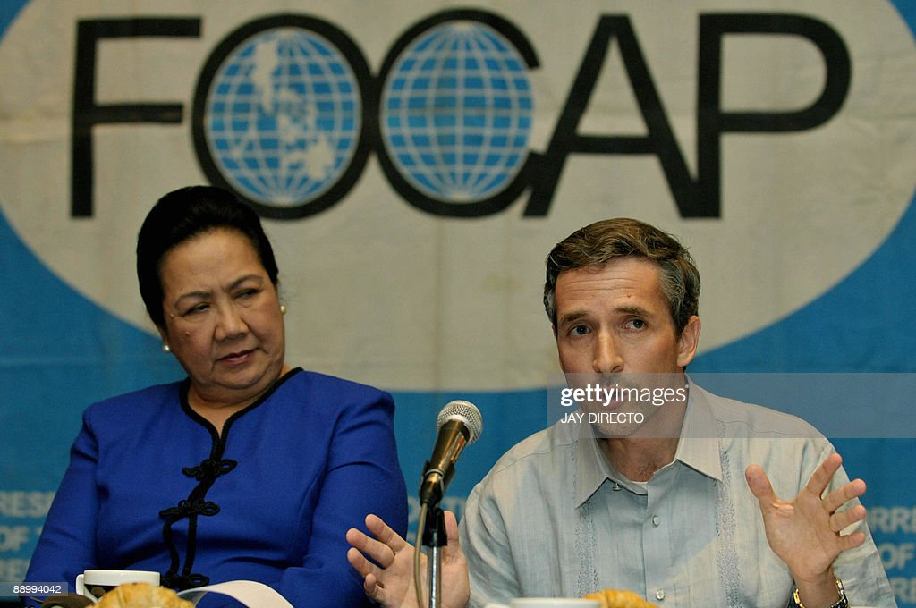World Food Programme Country Director For The Philippines Stephen Nachrichtenfoto Getty Images