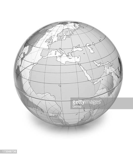World Globe- Europe&Africa