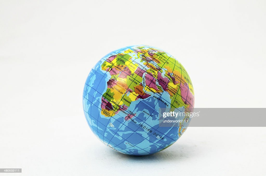 World Globe : Stock Photo
