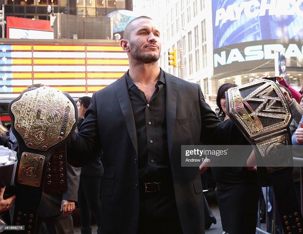 WrestleMania 30 Press Conference : ニュース写真