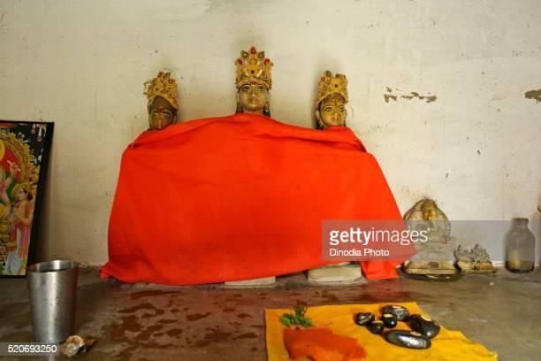 unesco world heritage devdaha birthplace of mayadevi mother of lord buddha, lumbini, nepal - 名作 発祥の地 ストックフォトと画像