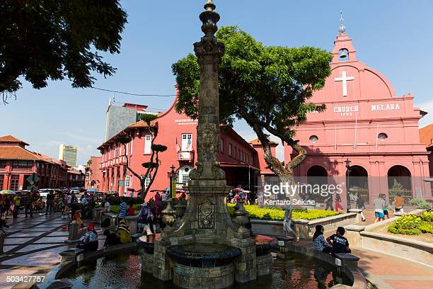 CONTENT] World Heritage Site Dutch Malacca was the longest period that Malacca was under foreign control