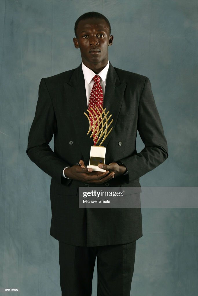 Usain Bolt of Jamaica : News Photo
