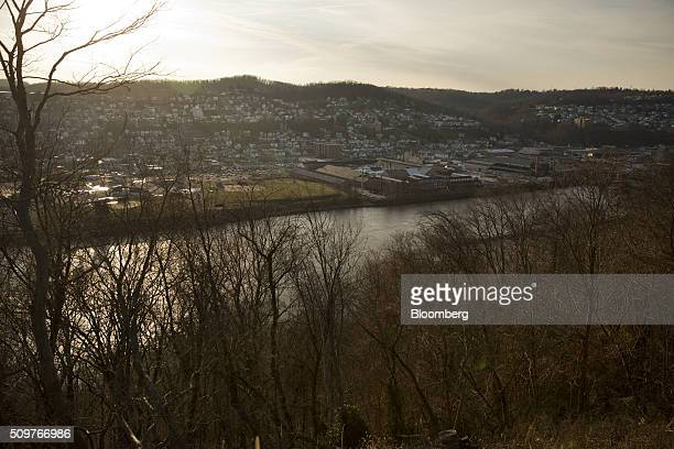 World Kitchen LLC's Pyrex factory stands along the Monongahela River in Charleroi Pennsylvania US on Tuesday Feb 2 2016 The factory which produces...